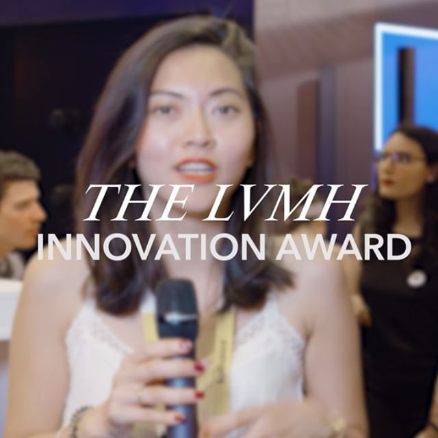 LVMH INNOVATION AWARD 2019   TIME TO APPLY The LVMH Innovation Award is back! Calling all startups: apply today for a spot in the LVMH Luxury Lab during the 2019 edition of Viva Technology next May 16, 17 and 18. To learn more about the benefit of being on the LVMH Luxury Lab, and to know why you should apply, listen to some of the startups that were shortlisted for the 2018 LVMH Innovation Award and took part in @vivatech on our booth: @Play.ftsy, Kronos Care, @heroapp, @algiknit, Kuaizi, @sgnlstrap, Vechain, Sparted, @aveineofficiel, @upterior, ICARE Technologies, Echy, Paperscent, @arylla_inc, @wearable.media, @fokoretail, Merceaux   The LVMH Innovation Award winner will receive personalized support for an entire year to drive its growth. All the finalists get exceptional exposure at the center of @vivatech, one of the world s premier rendezvous for innovation. _ #VivaTech #VivaTechnology #LVMHtech #LVMH