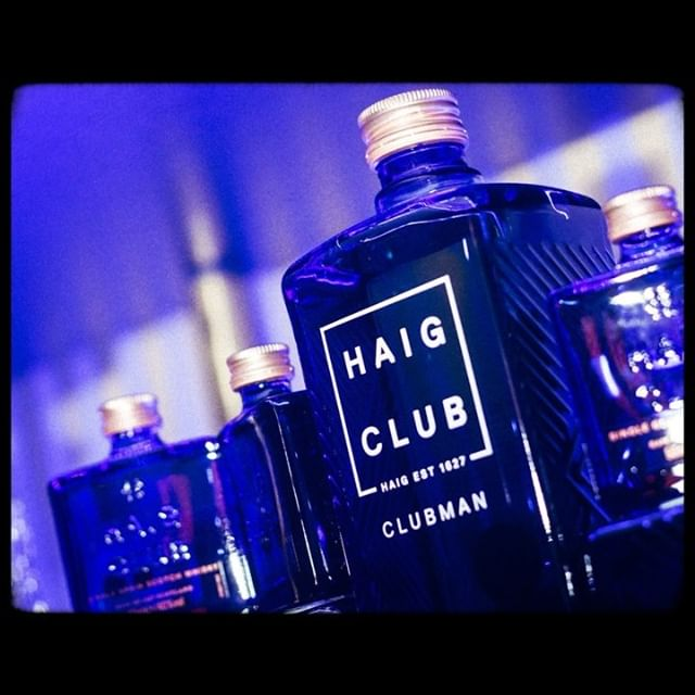 Last night we celebrated the first #HaigClubHouseParty. What a night!     @jeffersonhack @haigclub #HaigClub #MakeYourOwnRules