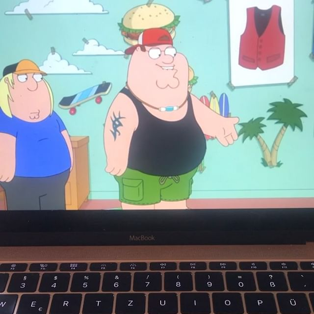 @familyguyfox  Peter becomes Justin  is a VERY SWEET episode  Possibly the sweetest.