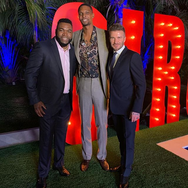 Thank you to Tiffany and @davidortiz for hosting a special evening for @unicefusa & my UNICEF 7 Fund.  Many great people in the room, appreciate everyone s support @chrisbosh #unicef