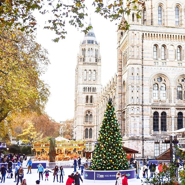 Christmas is right around the corner and London never looked more magical    I can t wait for the holidays to arrive!! who s with me?      #london #christmas