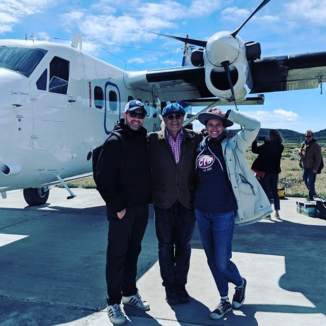 Happy Belated Birthday to the formidable @francismallmann who is responsible for making my recent birthday so deeply special and memorable for me and my family. And, no surprise, he is also a #Capricorn...
