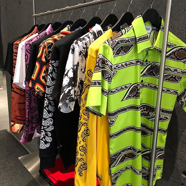 SS19  SSSANDMAN  COLLECTION @sssworldcorp in store @ssensemontreal    @ssense