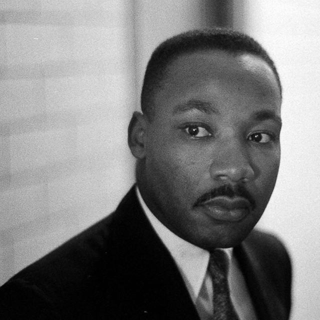 Life's most persistent and urgent question is, 'What are you doing for others?   Happy Birthday Martin Luther King, Jr. Thanking you for everything you did for mankind while you were here.    Thank you for the quote @just_sinead.