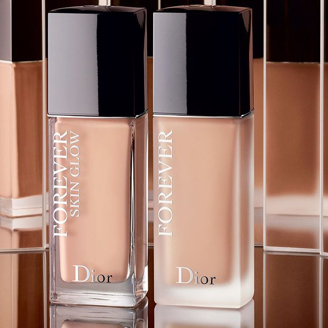 Truer, longer, more fusional, more skin-caring and now in 2 finishes, natural matte and Skin Glow, the new Dior Forever goes even further. Check it out!   Discover more through link in bio! #diorforever #lovemydiorskin #diormakeup @diormakeup