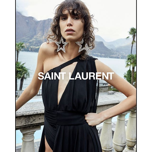 MICA   SUMMER 19 #YSL21 by ANTHONY VACCARELLO PHOTOGRAPHED by JUERGEN TELLER           #YSLSUMMER19  #YSL #SaintLaurent #YvesSaintLaurent @anthonyvaccarello