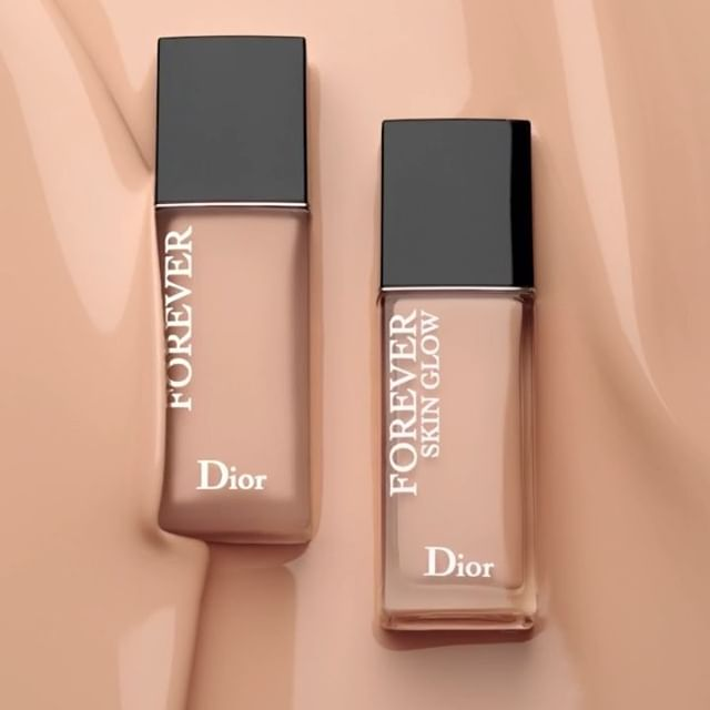Exceptional lasting comfort, hydration & protection! The new Dior Forever & Forever Skin Glow don t simply embellish your skin! Thanks to new skin-caring ingredients, they make it more desirable day after day!  #diorforever #lovemydiorskin #diormakeup @diormakeup