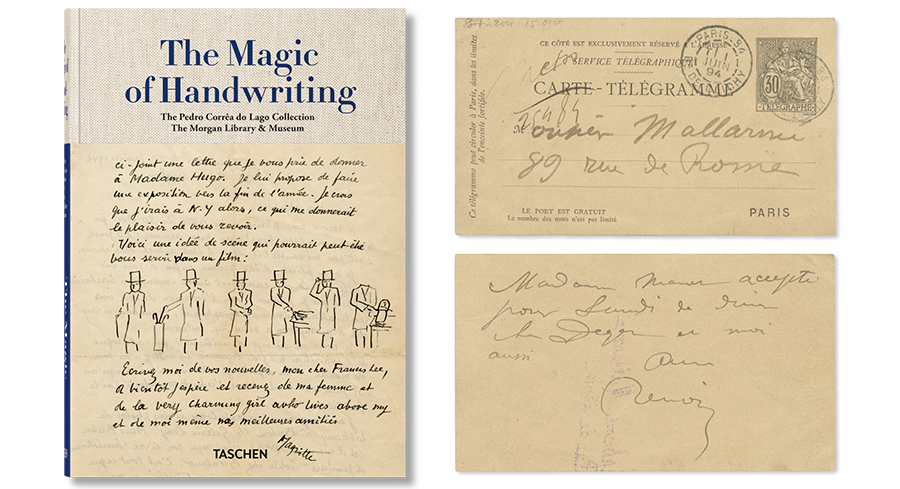 Взгляд изнутри: Как выглядели почерки Ван Гога, Моне и Гогена | Buro