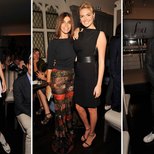 Вручение премии The Daily Front Row's Fashion Media Awards