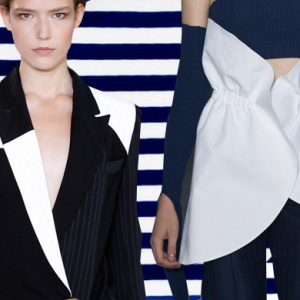 PFW: Jacquemus, Anthony Vaccarello