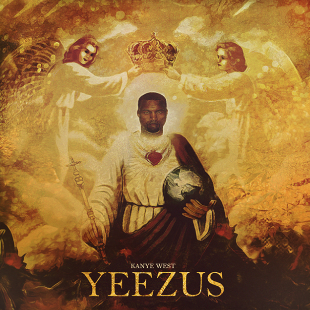 Канье Уэст вместо Бога: в продажу поступила библия The Book of Yeezus