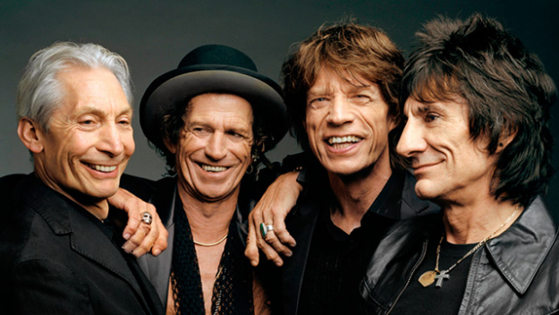 The Rolling Stones выпустят альбом