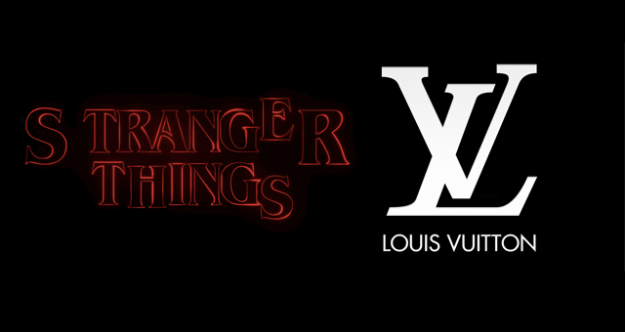 Louis Vuitton сделают проект с актерами Stranger Things