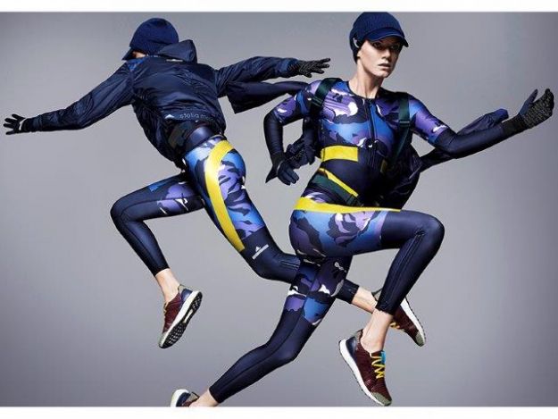 Лукбук: adidas by Stella McCartney