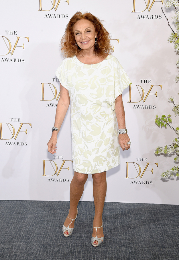 Премия DVF Awards 2015