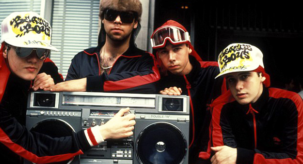 Beastie Boys написали мемуары