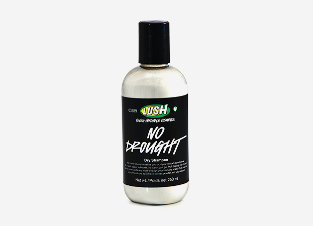 No Drought Dry Shampoo от Lush