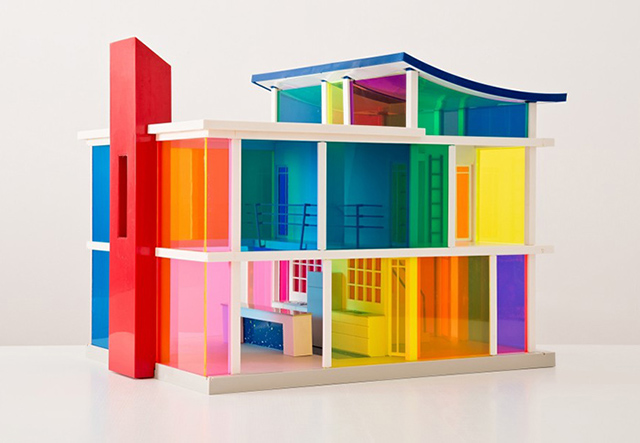 "Laurie Simmons & Peter Wheelwright, ""Kaleidoscope House"", 2001"