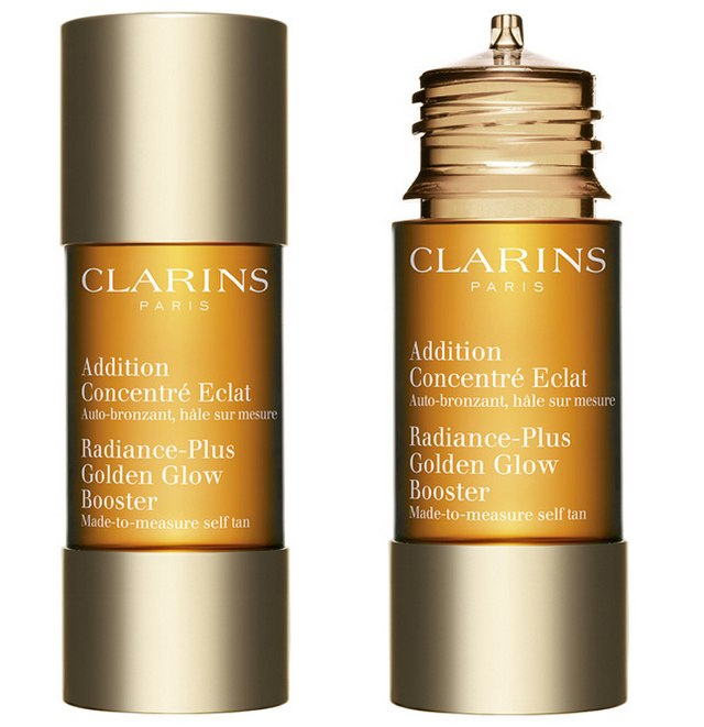 Флюид для лица Clarins Radiance-Plus Golden Glow Booster