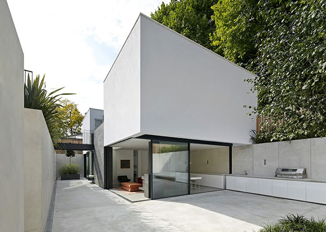 Garden House. De Matos Ryan