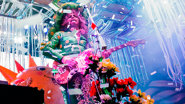The Flaming Lips записали кавер на Боуи