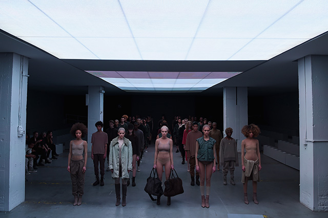 Обзор Buro 24/7: Kanye West X adidas Originals Yeezy Season 1, осень/зима — 2015/2016