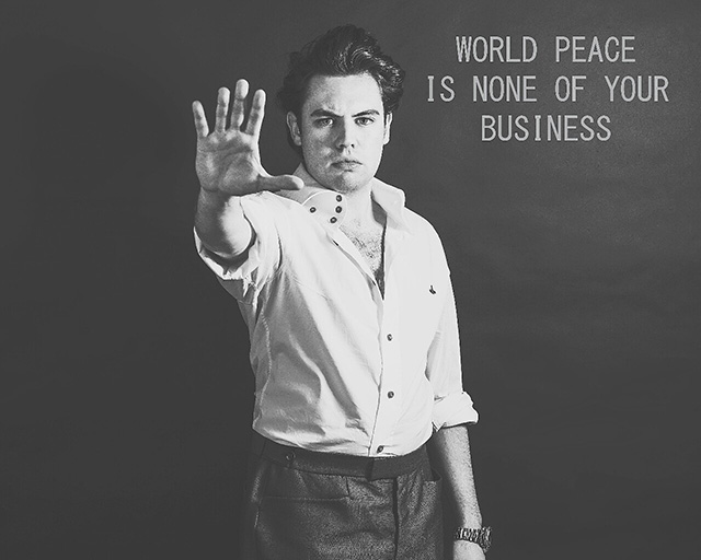 "Альбом недели: Morrissey ""World Peace Is None Of Your Business"""