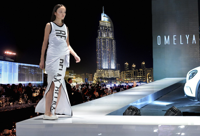 Бренд OMELYA представит Украину на Vogue Fashion Dubai Experience