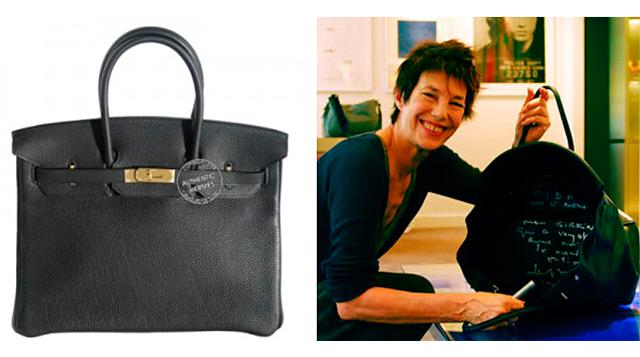 e3398f2b2f68 Джейн Биркин требует убрать ее имя с сумки Hermès | Buro 24/7