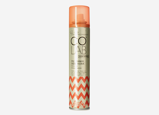 Fragrance Dry Shampoo Fruity от Colab