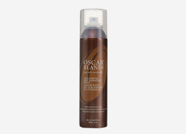 Pronto Invisible Volumizing Dry Shampoo от Oscar Blandi