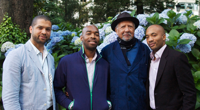 Charles Lloyd New Quartet