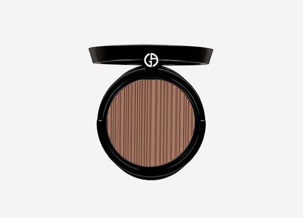 Sun Fabric Sheer Bronzer от Giorgio Armani