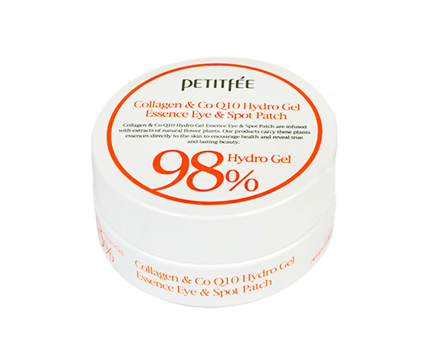 Petitfee Collagen & Co Q10 Hydrogel Eye Patch