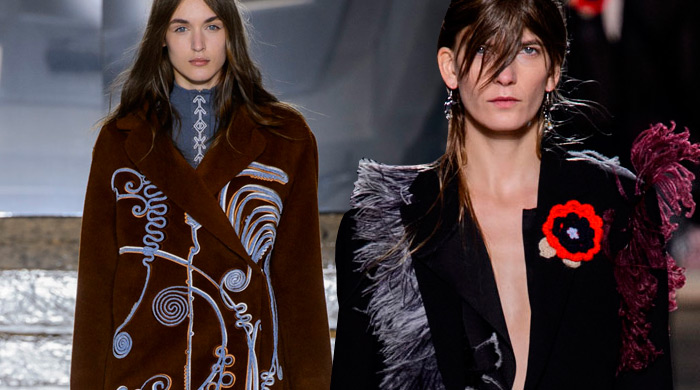 LFW: Christopher Kane, Peter Pilotto